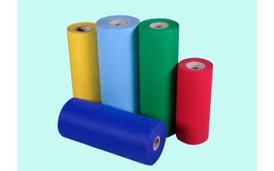 Polipropilen Renkli Dokuma Kumaş